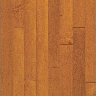 Bruce Flooring SAMPLE - Turlington™ American Exotics Engineered Maple in Cinnamon