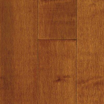 Bruce Flooring SAMPLE - Natural Choice™ Strip Solid Light / Dark Maple in Cinnamon