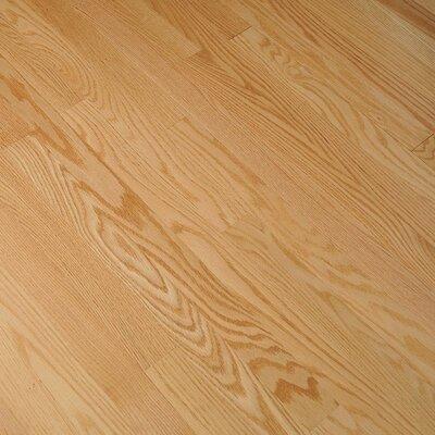 Bruce Flooring SAMPLE - Fulton™ Strip Solid Red Oak in Natural