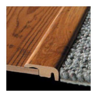 """Bruce Flooring 72"""" Threshold in Merbau Antique"""