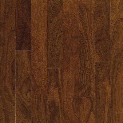 "Bruce Flooring Turlington 3"" Engineered Walnut Hardwood Flooring in Autumn Brown"