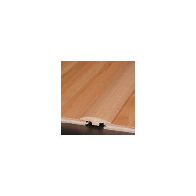 "Robbins 0.25"" x 2"" x 78"" Birch T-Molding in Saddle"