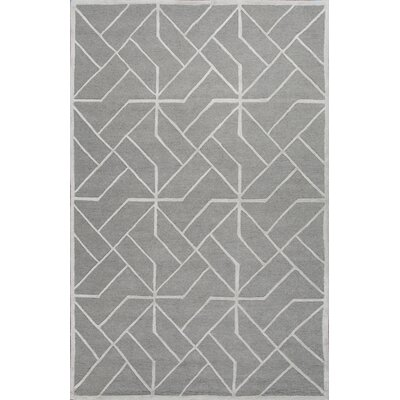 Lounge Gray/Ivory Rug by Jaipur Rugs