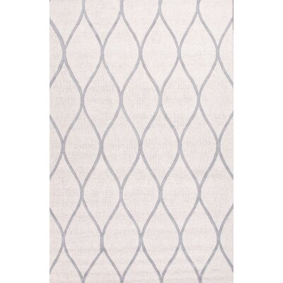 Lounge Ivory/Gray Rug by Jaipur Rugs