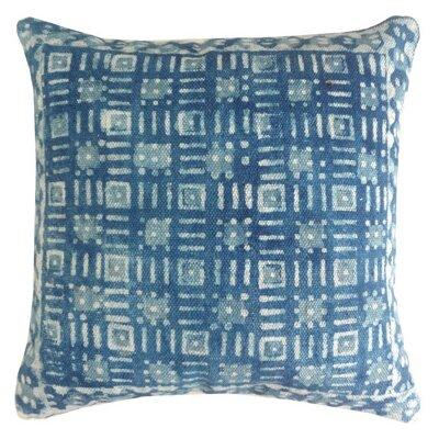 Jaipur Rugs Dabu Handmade Cotton Throw Pillow