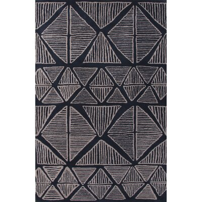 Aztec Blue & Gray Area Rug by Jaipur Rugs