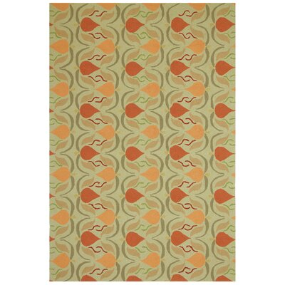 Jaipur Rugs Grant Pear Off Straw Indoor/Outdoor Rug
