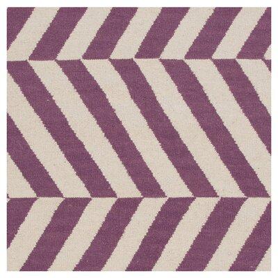 Jaipur Rugs Maroc Old Amethyst Stripe Area Rug