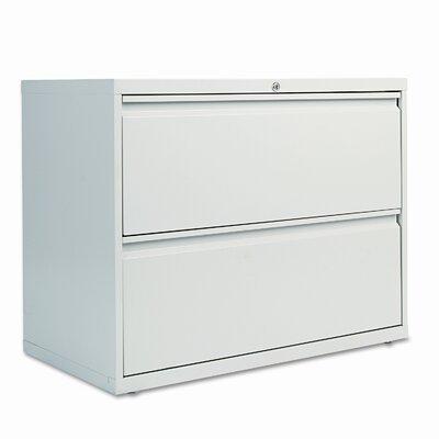 Alera® 5000 Series 2-Drawer  File Cabinet