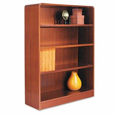"Alera® Radius Corner 48"" Standard Bookcase"