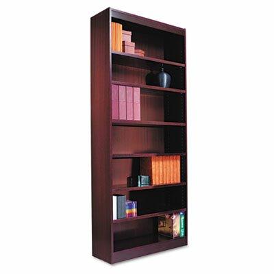 """Alera® Square Corner 84"""" Standard Bookcase"""