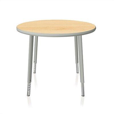 KI Furniture Intellect Series Round Classroom Table