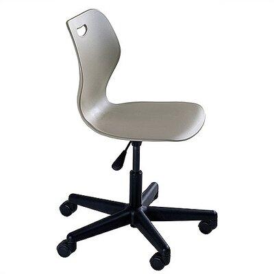 "KI Furniture Intellect Wave  21.5"" Plastic Classroom Chair"