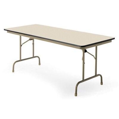 KI Furniture Premier Rectangular Folding Table