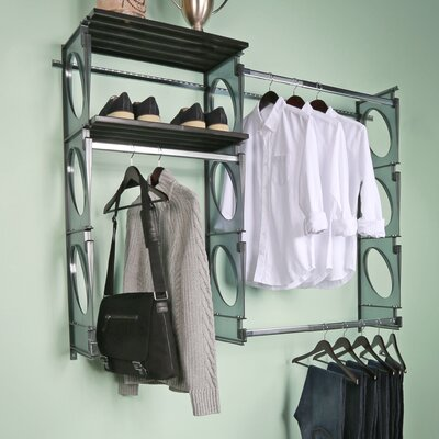 5' Closet & Shelving Kit Product Photo