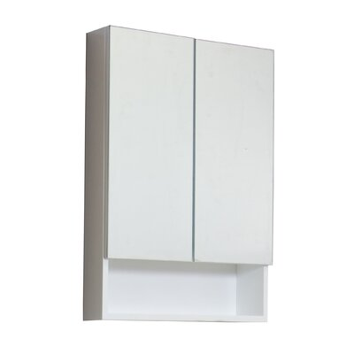 "24"" x 32"" Surface Mount Beveled Medicine Cabinet Product Photo"