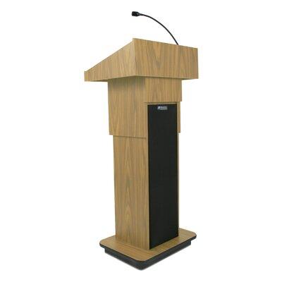 AmpliVox Sound Systems Executive Full Podium