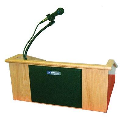 AmpliVox Sound Systems Victoria Tabletop Lectern