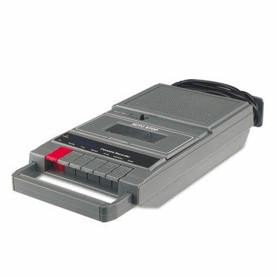 AmpliVox Sound Systems Portable Four-Station Listening Center Audio Cassette Recorder
