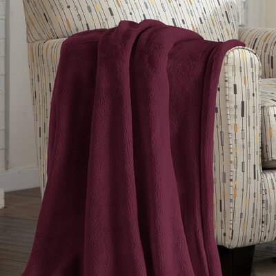 Adrien Lewis Ultra Soft Throw by Maison Condelle