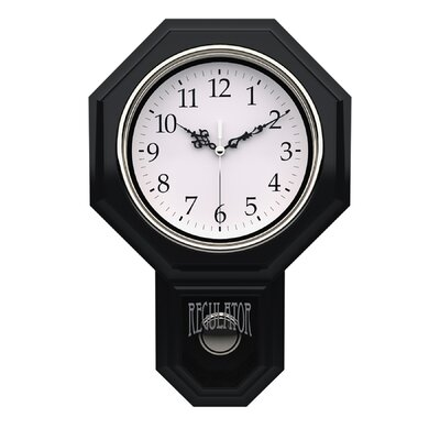 Essex Pendulum Wall Clock by Artistic Products