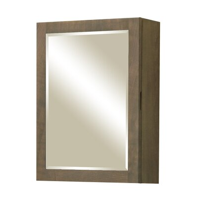 "Aiden 20"" x 26"" Surface Mount Medicine Cabinet Product Photo"