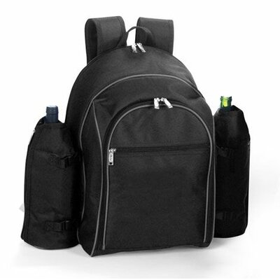 Stratton 4 Person Picnic Backpack by Picnic Plus by Spectrum
