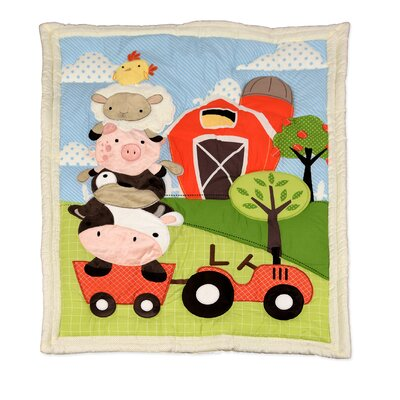 McDonald's Farm 3 Piece Bedding Set by Baby's First