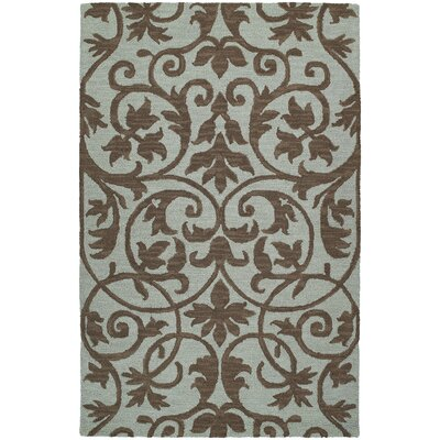 Carriage Trellis Spa Indoor/Outdoor Rug by Kaleen