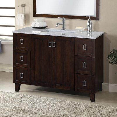 "IN 32 Series 48"" Single Sink Bathroom Vanity Set Product Photo"