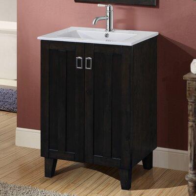 """IN 32 Series 24"""" Single Sink Bathroom Vanity Set Product Photo"""