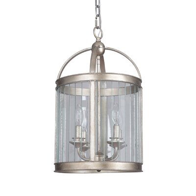 Wesley 4 Light Foyer Pendant by MarianaHome