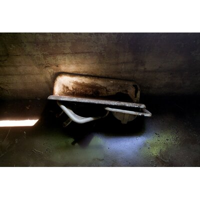 Limited Edition 'Abstract Sink' by Thurston Howes Photographic Print by Zatista