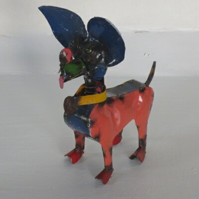 Chihuahua Dog Statue by Rustic Arrow