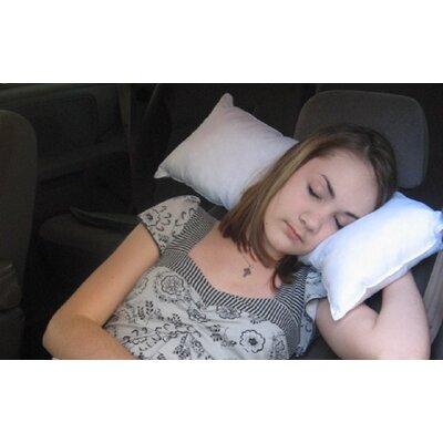 Travel Neck Lumbar Pillow by A Little Pillow Company