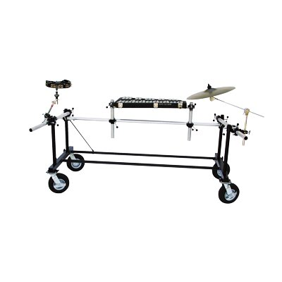 Mobile Percussion Rack by Jarvis Industries