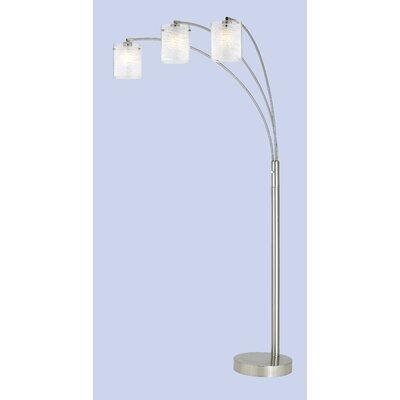 Nova Mushroom 5 Light Arc Floor Lamp Reviews Wayfair