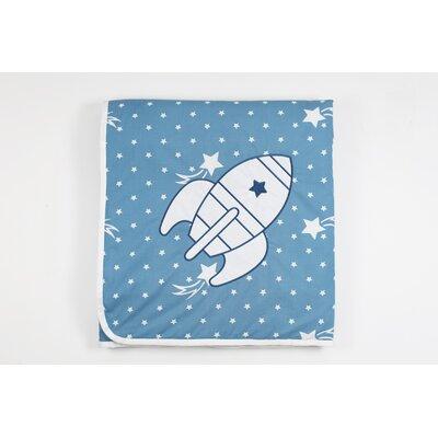 Shooting Star Toddler Blanket by Honeyami