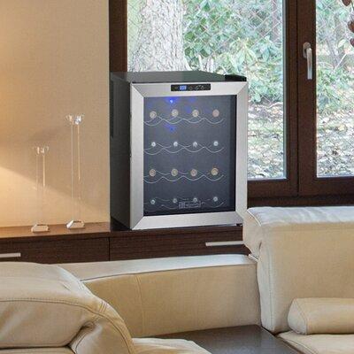 Cascina 16 Bottle Single Zone Wine Refrigerator by Allavino