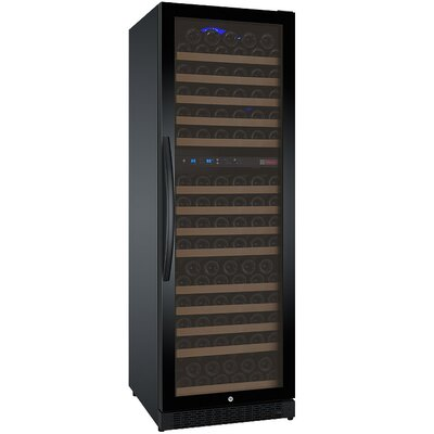 FlexCount Series 172 Bottle Dual Zone Freestanding Wine Refrigerator by Allavino