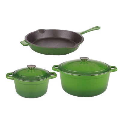 Neo 5-Piece Cookware Set by BergHOFF