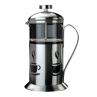 CookNCo French Press 4 Cups Coffee Maker by BergHOFF