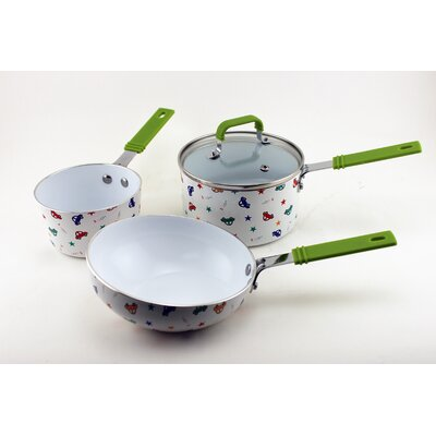 Children's Line- Boys Cookware Set by BergHOFF