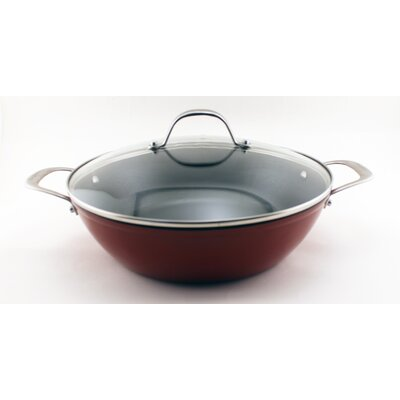 CookNCo Oval Braiser with Lid by BergHOFF