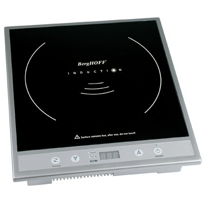 "Tronic 11.75"" Electric Induction Cooktop with 1 Burner Product Photo"