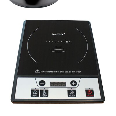 "Tronic 14"" Electric Induction Cooktop with 1 Burner Product Photo"