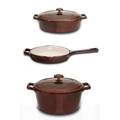 Neo Moder 5-Piece Cookware Set by BergHOFF