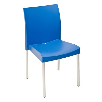 Pedrali Armless Stacking Chair by Florida Seating