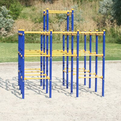Sports Modular Jungle Gym Product Photo