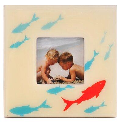 Fishy Friends Picture Frame by NielsenBainbridge